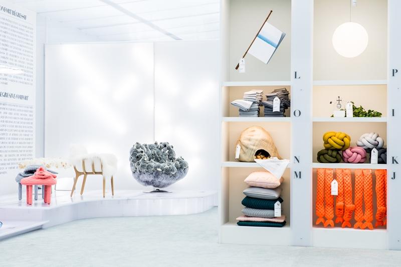 M&O PARIS 巴黎設計展 趨勢語彙「comfort 舒適」