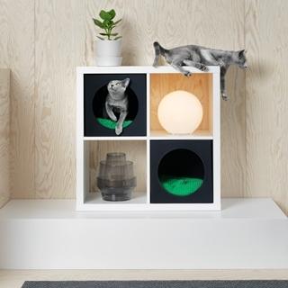 貓狗居家新時尚!IKEA寵物系列好療癒