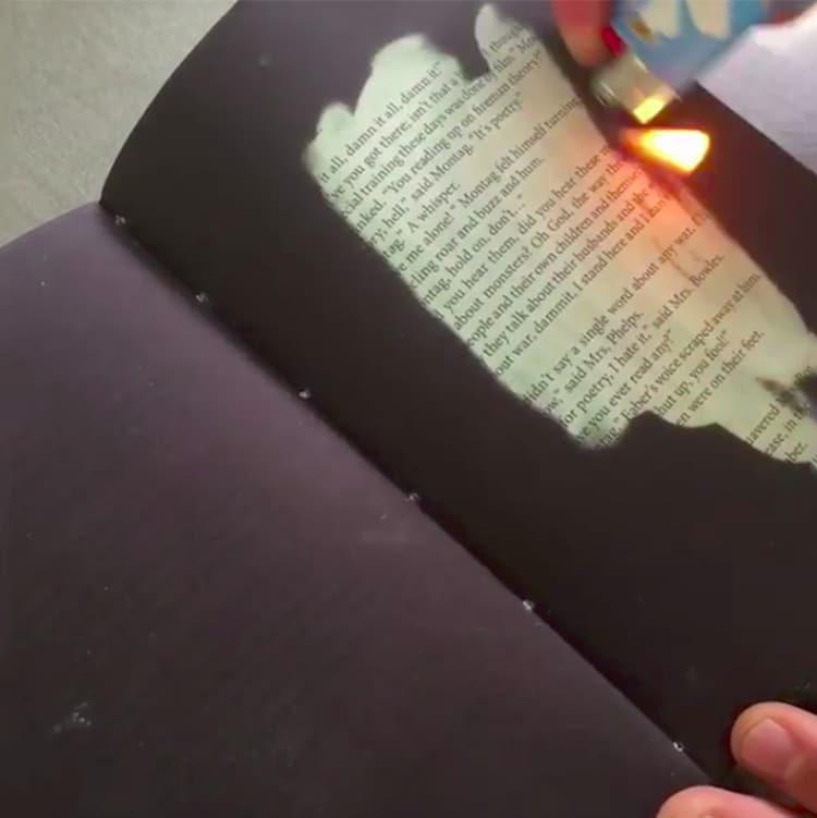 熱情的閱讀溫度