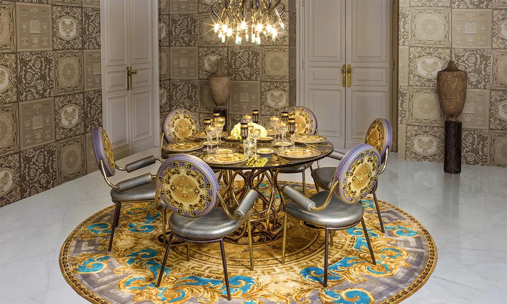 滿滿的美杜莎,住在Versace大樓2020年再也不是夢
