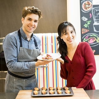「為了她,飛來台灣做甜點」,法國甜點師與台灣女孩...