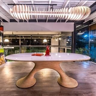 越南「現代鳥巢」,從設計到完工只要三個月