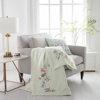 春神來了!粉彩、花卉、蜂鳥躍上床單寢具,看了就有...