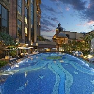 全台唯一摘下米其林「五棟紅房」的高級酒店就是它!