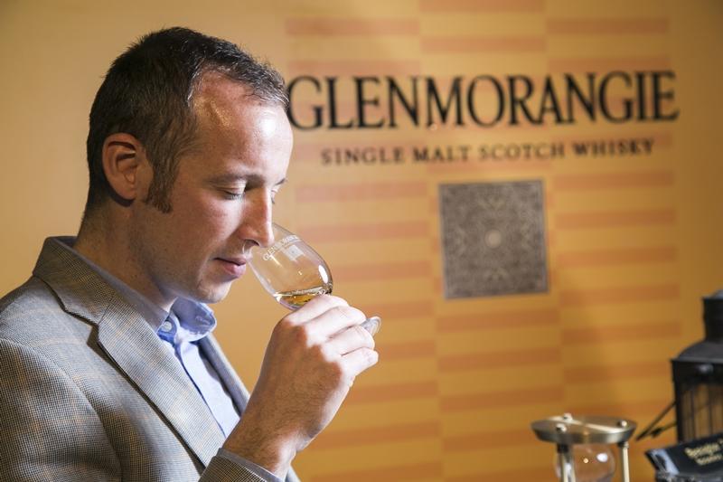 以愛為名 與威士忌熱戀中 Brendan McCarron