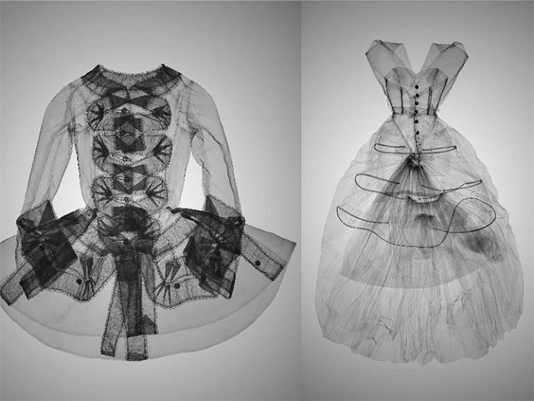 尼克‧維西的隱形視界:X光下無所遁形的一切