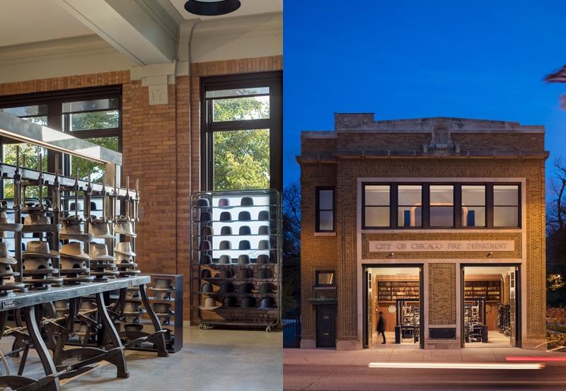 消防站改造而成!這間帽子工廠不只生產創意,更保存歷史古蹟