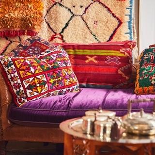 神祕的摩洛哥風情 夢幻出現台北巷弄之中