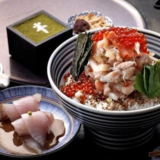 東京第一海鮮丼「日本橋つじ半」來台,多層次「海鮮珠寶...