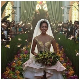 《瘋狂亞洲富豪》場景設計,奢靡中帶著濃厚新加坡味