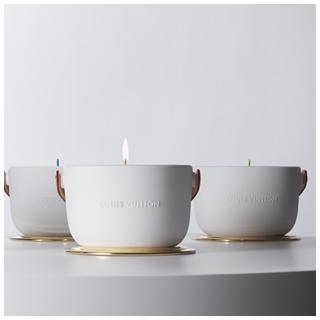 Louis Vuitton路易威登首推香氛蠟燭,四款...