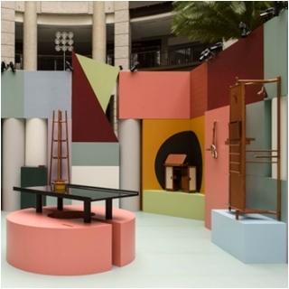 愛馬仕「空間之間」家居藝術展正式登場,活潑色彩組合傳...