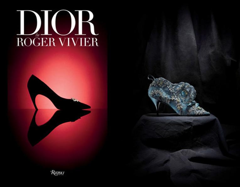 《Dior by Roger Vivier》:那段關於夢幻鞋履與花漾裙擺相互輝映...