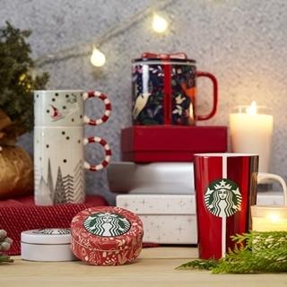 點亮耶誕夢幻時刻!星巴克聖誕限定飲品糕點溫暖上市
