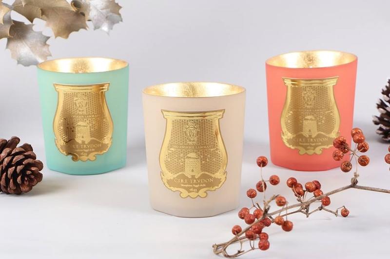 Cire Trudon 聖誕三部曲,古埃及氣息輕輕掀起古文明面紗