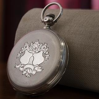 浪琴古董懷錶「獵錶式」曝光,重新揭開1867年製錶工...