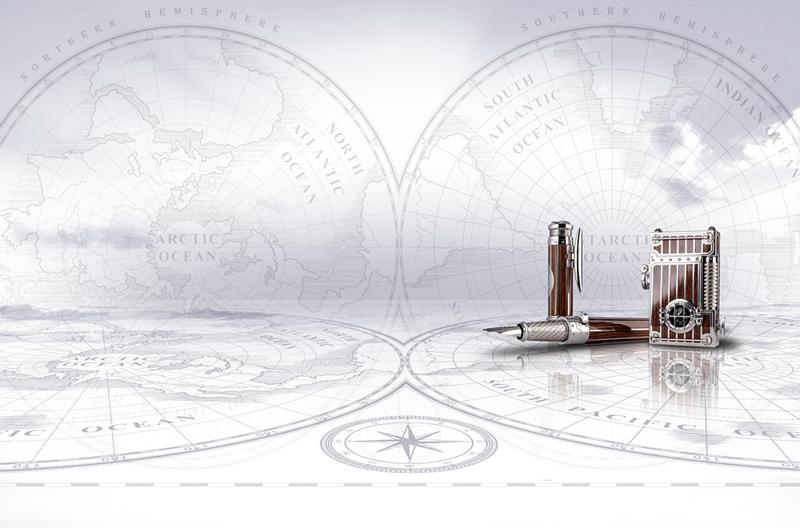 跟著品味一起航行!S.T. Dupont 2019世界領航者系列