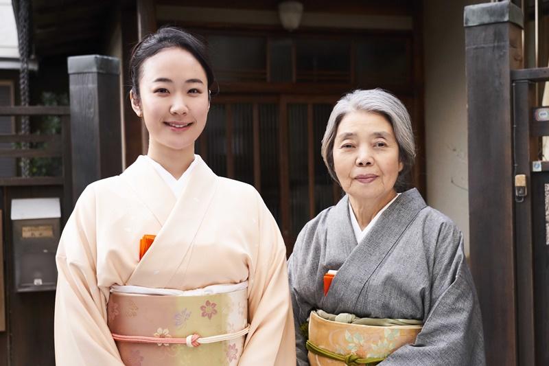 電影《日日是好日》 樹木希林茶道初體驗  46成員山下美月乃木坂 大銀幕處女作