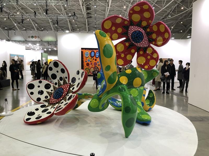 國際級藝術博覽會 第一屆台北當代藝術博覽會 90家頂級畫廊世界藝術作品在台灣展出