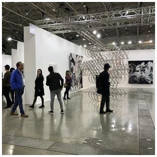 國際級藝術博覽會 第一屆台北當代藝術博覽會 90家頂...