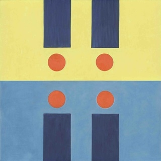 抽象繪畫先趨 由李仲生作品看現代藝術發展