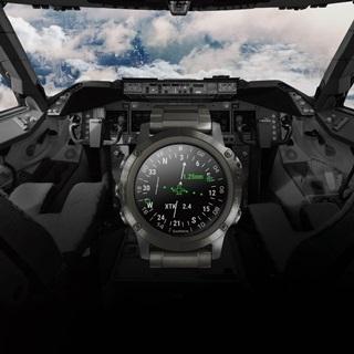 航空迷與手錶迷的夢幻逸品 腕上的飛行儀