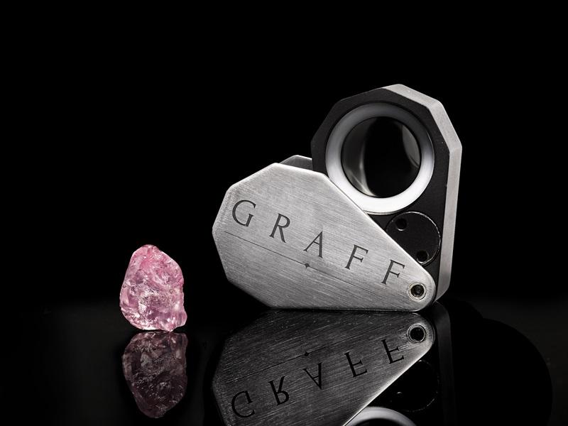 珍稀粉紅鑽石 色澤美得令人屏息