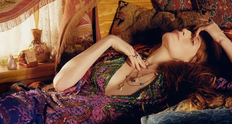 Florence Welch詮釋 異國風情珠寶系列