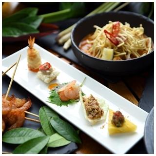 泰美味!台泰下廚玩轉曼谷