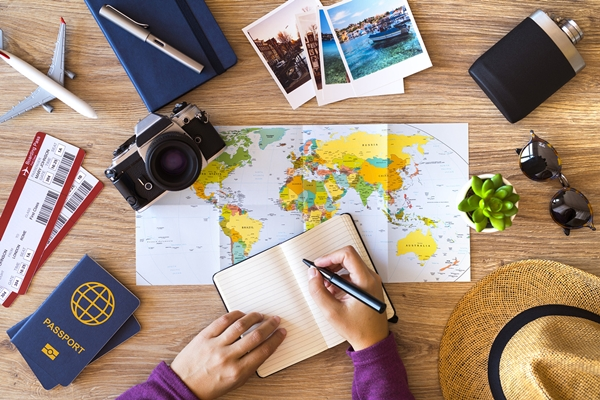 數位旅遊時代