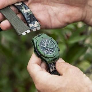 21'野性派腕錶看這邊!指掌間領略自然界的力與奧...