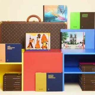 LV旅遊書系列新作!知名藝術家帶你細細體會澳洲、...