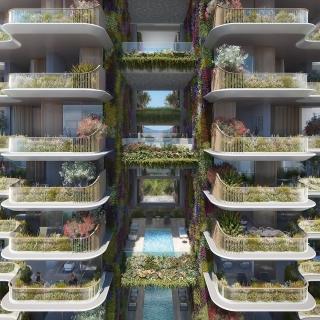 打破希臘摩天大樓紀錄!Marina將成為該國最高的綠...
