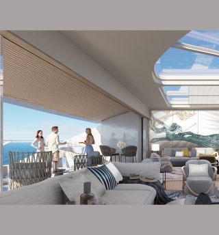 這才是海上豪宅 設計師Jean-Michel Gat...