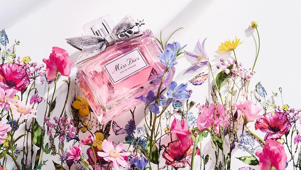 全新《Miss Dior香氛》 宛如戀愛般的氣息