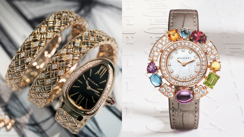 寶格麗2021年度系列抵台!8款新作帶你認識極致奢華的腕錶世界