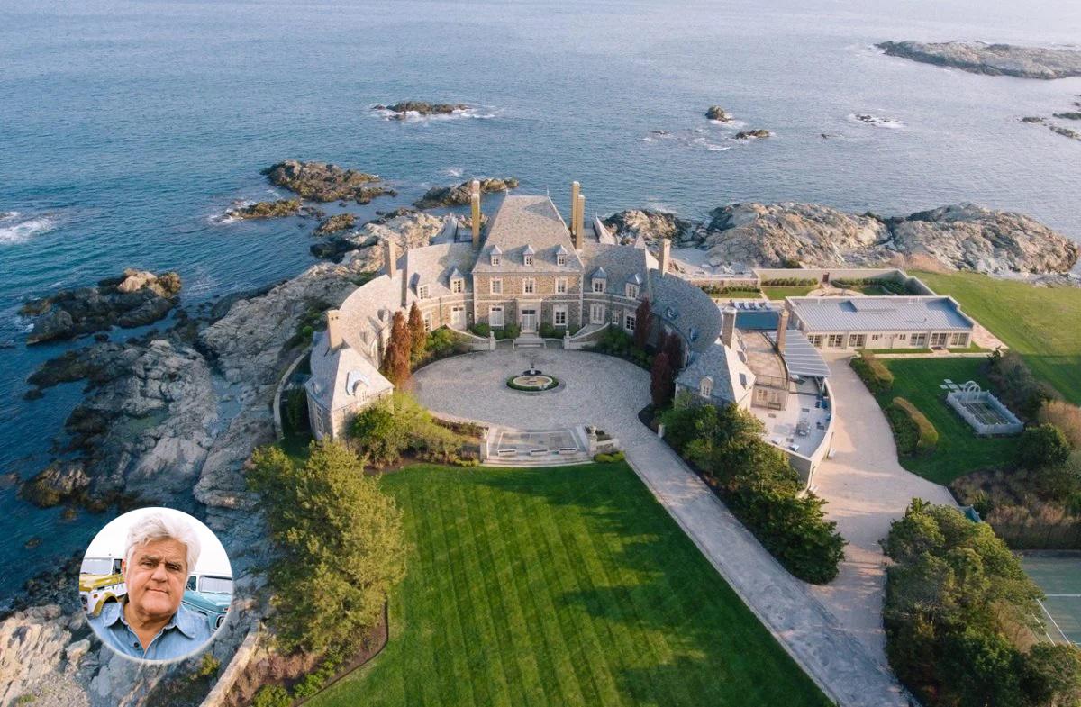 俯瞰Newport海灘  驚見美國戽斗主持人Jay Leno四億元海景大宅