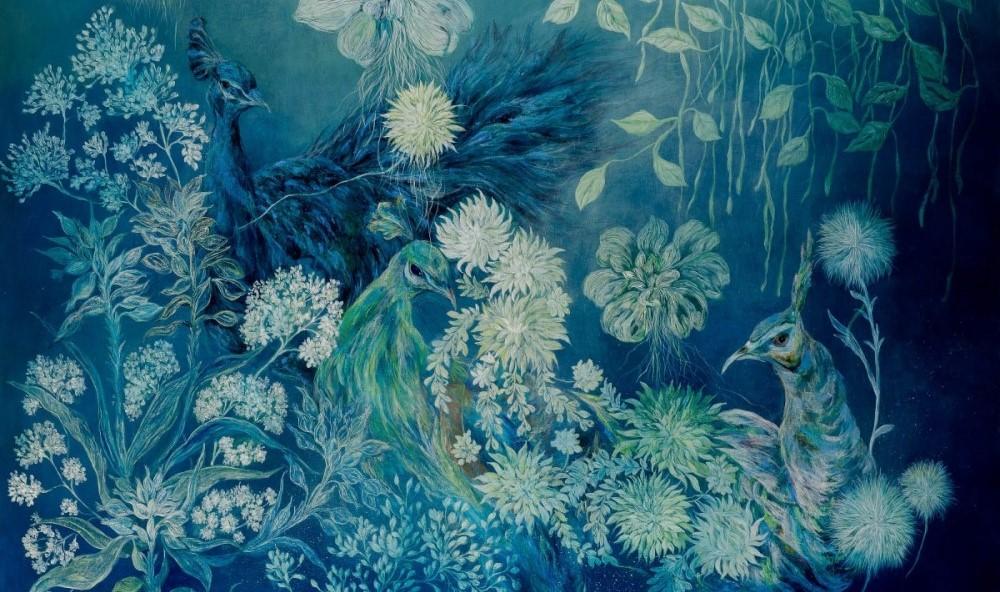 奇草幻獸冒險趣─ 走進林瑩真的秘密花園