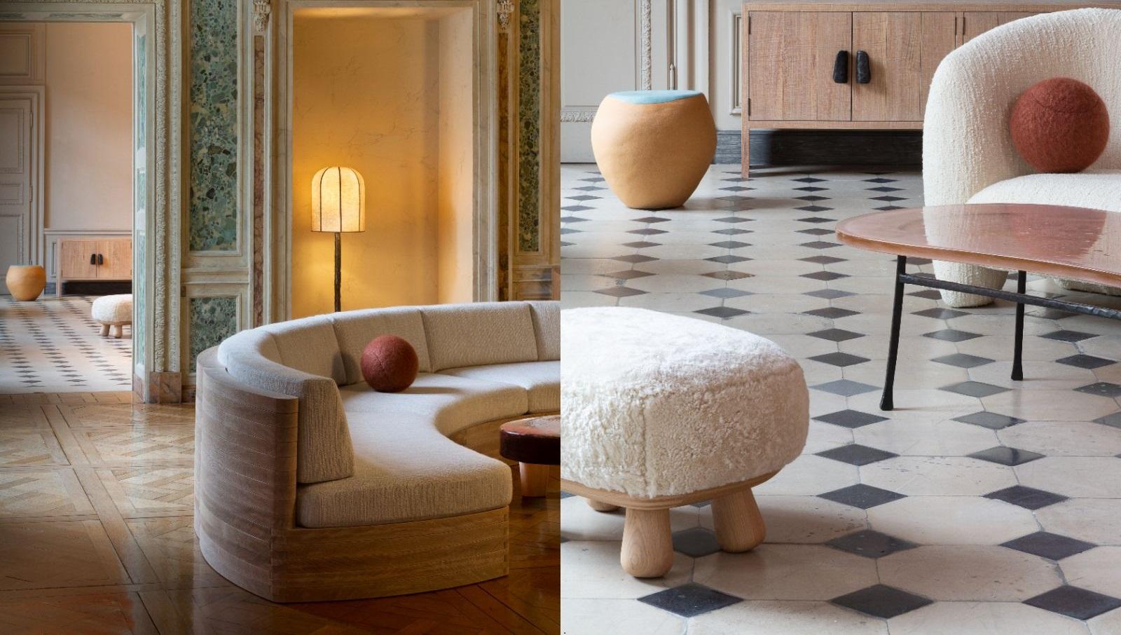 法國室內設計師Pierre Yovanovitch 推出全新家具作品