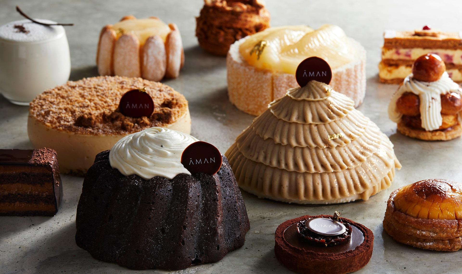 東京安縵法式糕點鋪 La Pâtisserie全新開幕!