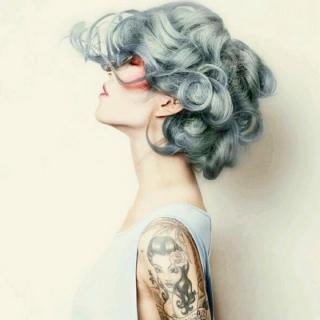「一夜白髮」正時尚!2015 銀白髮風暴