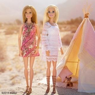 草地音樂節特別來賓:Barbie也瘋Coachell...