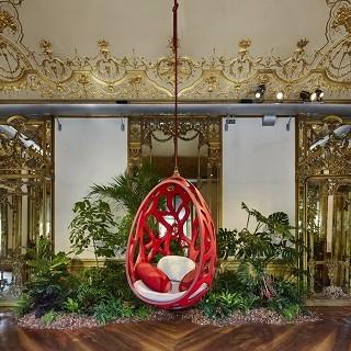 可折疊的旅行傢俱!Louis Vuitton推出Ob...