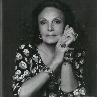 從王妃到時尚界傳奇 Diane von Furste...