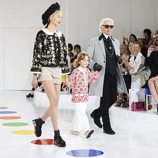 是兒童樂園!桂綸鎂前進Chanel渡假系列首爾大秀