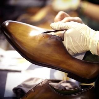 世界最貴手工鞋履Berluti怎麼染色?