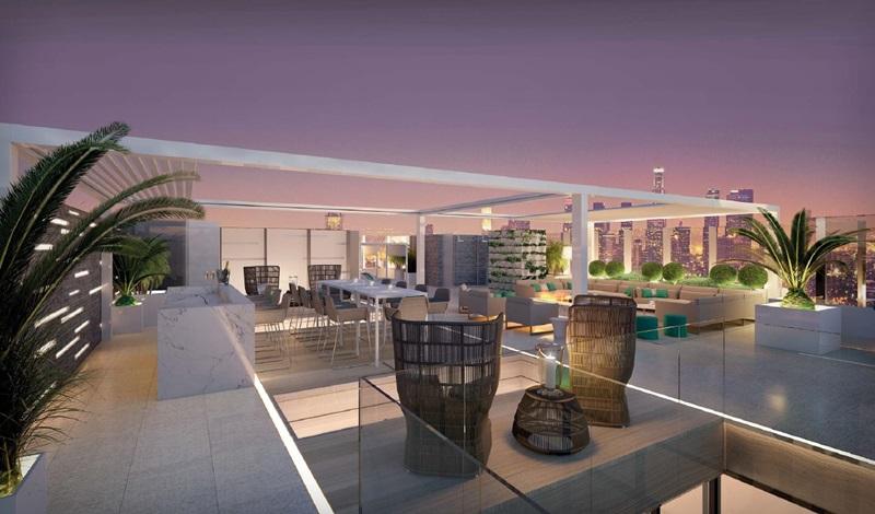 洛杉磯最大奢華頂樓客房!Vivienne Westwood與倫敦西好萊塢攜手亮相