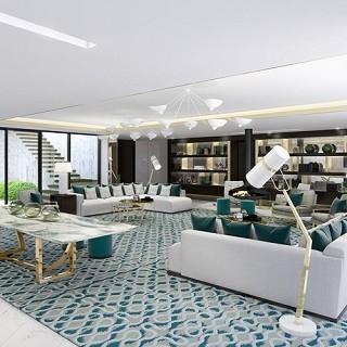 洛杉磯最大奢華頂樓客房!Vivienne Westw...