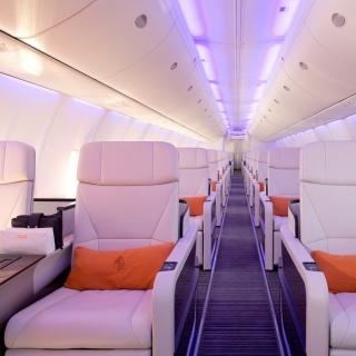 四季酒店X波音747的專屬客機 奢華享受從飛開始