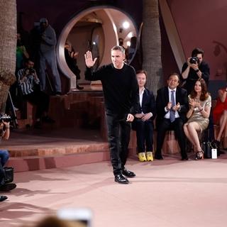 Dior 2016早春移師坎城泡泡宮 打造南法風情